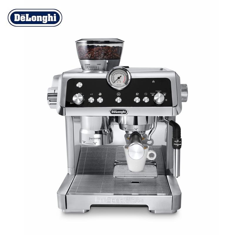 德龙半自动咖啡机