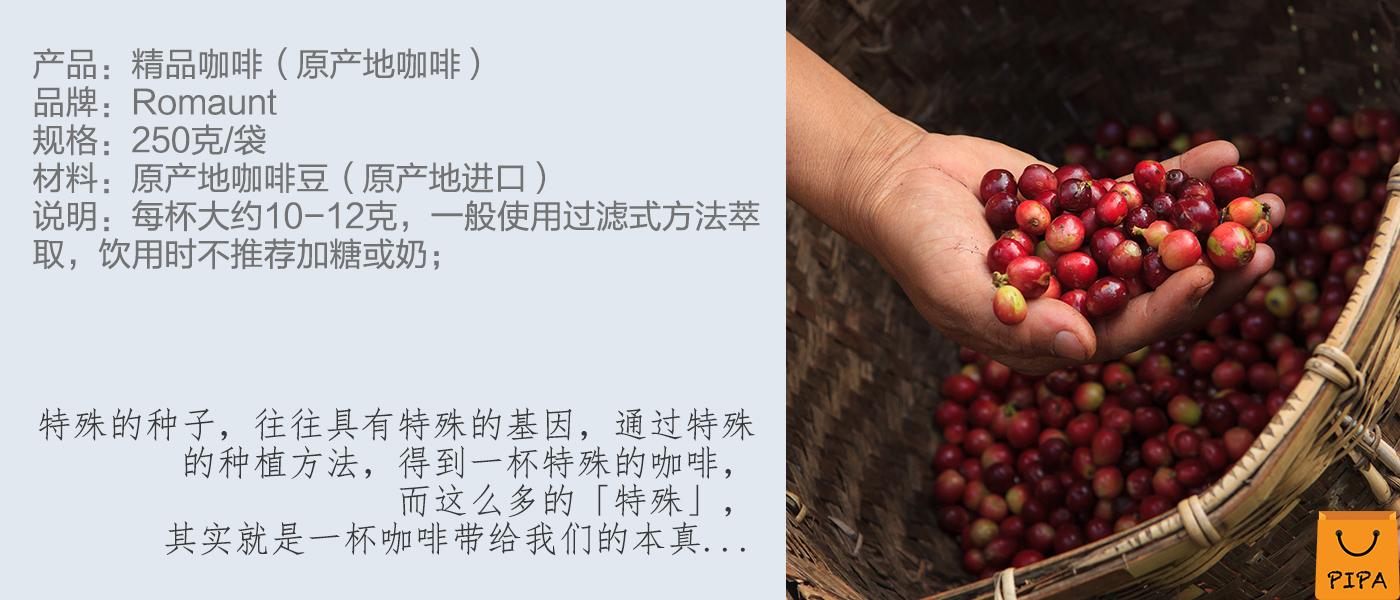 精品咖啡豆1